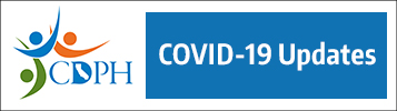 CDPH COVID-19 Updates Button